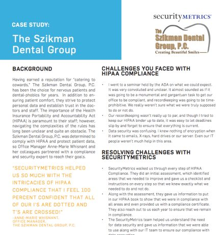 Szikman Dental Group