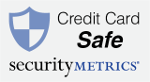 Validated Secure by SecurityMetrics