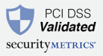 SecurityMetrics Credit Card PCI DSS Validated