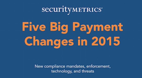 5 Big Payment Changes In 2015
