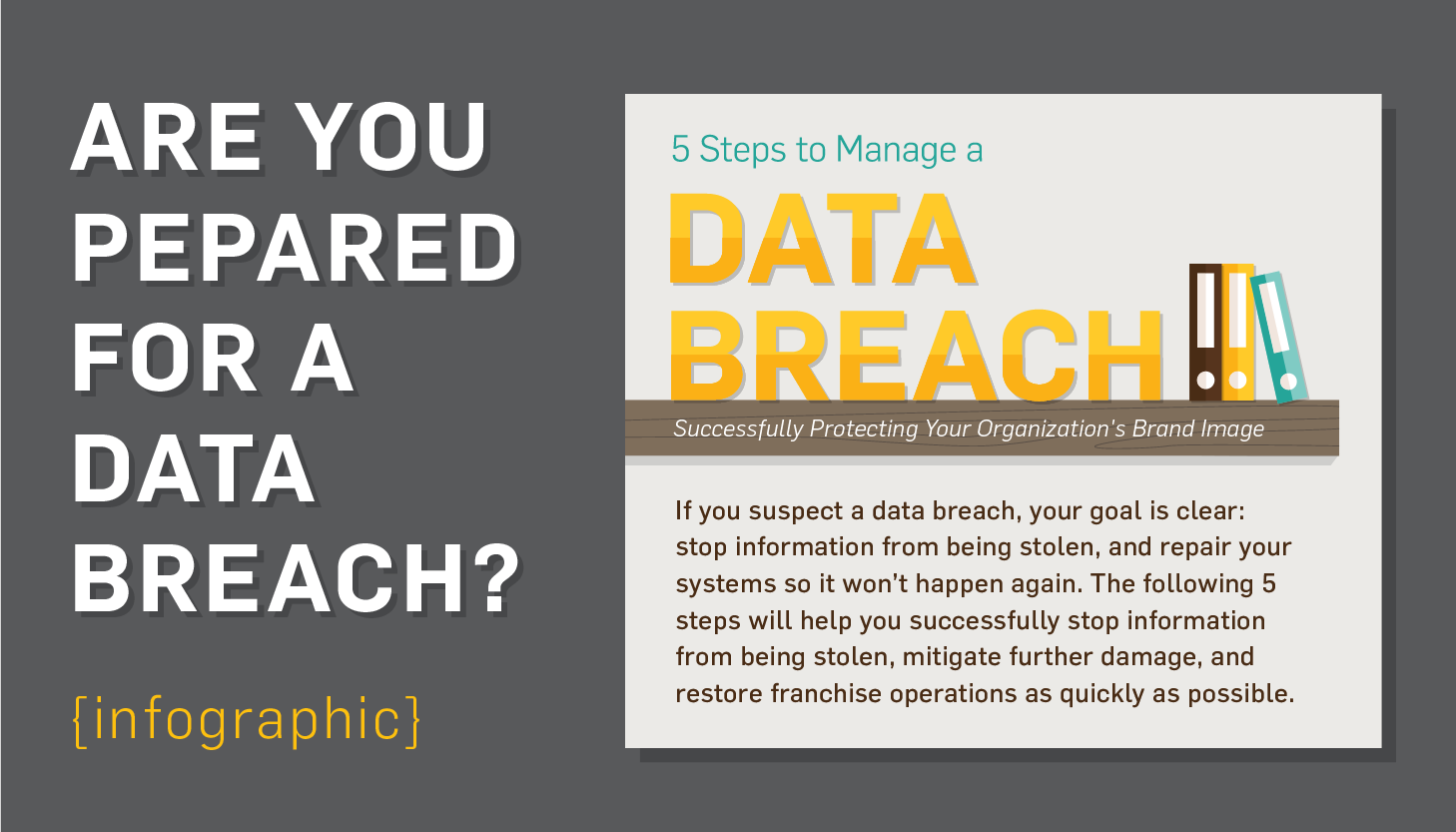How to Manage a Data Breach: 5 Steps to Keep Your Business Safe