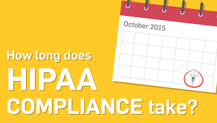 What is HIPAA Compliance, and How Long Will It Take?