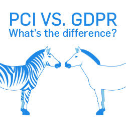 PCI vs. GDPR: What's the Difference?