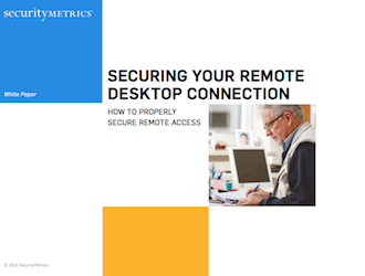 Securing Your Remote Desktop Connection