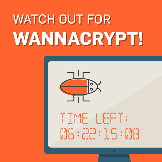 WannaCrypt Ransomware Attacks: What You Should Do