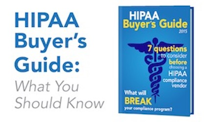 A Buyer's Guide to HIPAA Compliance