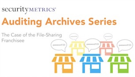 Auditing Archives: Case of the File-Sharing Franchisee