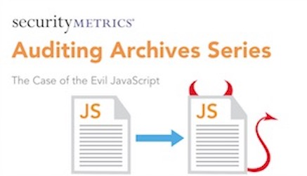 Auditing Archives: The Case of the Evil JavaScript