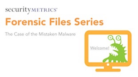 Forensic Files: Case of Mistaken Malware