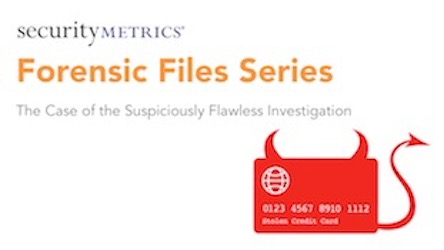 Forensic Files: Case of Suspiciously Flawless Investigation
