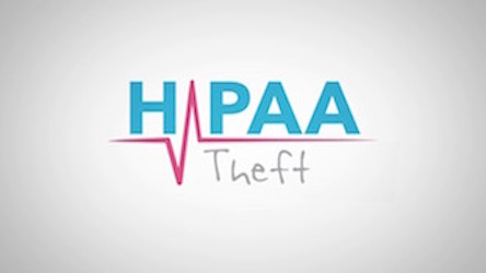 HIPAA Snippets - Theft