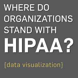 Snapshot of HIPAA and Healthcare Data Security