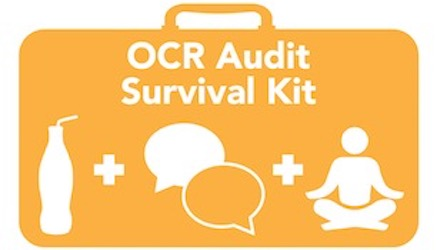 My OCR Audit, and How I Survived