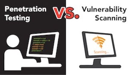 Pentesting vs Vulnerability Scanning: What's the Difference?