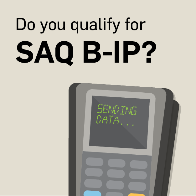 SAQ B-IP: Protecting Your Card Data