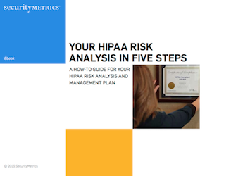 Your HIPAA Risk Assessment in Five Steps