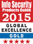HIPAA audit Gold Info Security Global Excellence Award