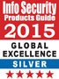 PCI audit Silver Info Security Global Excellence Award
