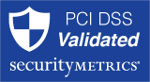 SecurityMetrics Credit Card Safe certificate